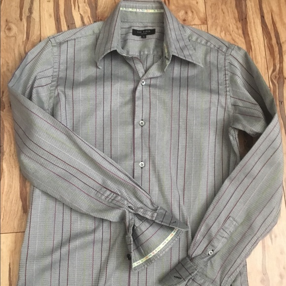 Ted Baker London Other - TED BAKER LONDON. Men's Button Down LS Shirt sz 2